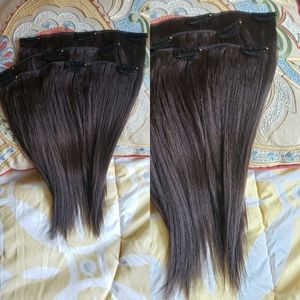 🆕️ Brand New 10 inch Clip in Hair Extensions 🌱